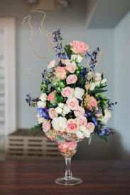 Venue embellishment arrangement
