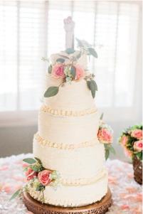 Cake embellishments